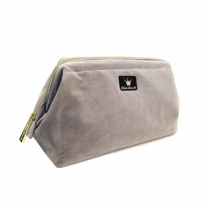Elodie Details - Zip'n Go Bag - Marble Grey