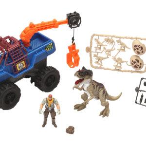 Dino Valley - Roughneck Bigwheel Legesæt