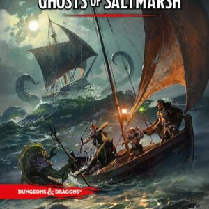 Dungeons & Dragons - 5th Edition - Ghosts of Saltmarsh (D&D) (WTCC9297)