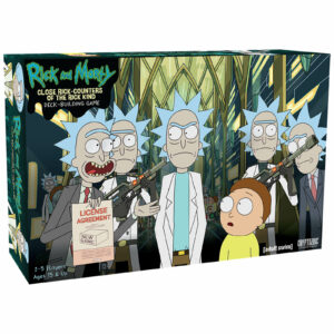 Rick and Morty - Close Rick Counters of the Rick Kind - Deck Building Spil (MDIEOTHEO02574)