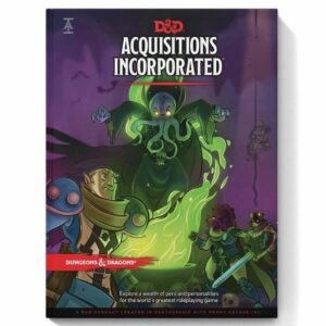 Dungeons & Dragons - 5th Edition - Acquisitions Incorporated (WTCC7255)