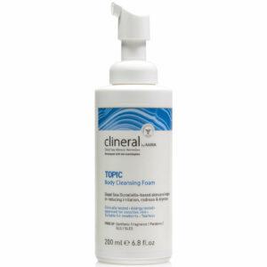 AHAVA - Clineral Topic Body Cleansing Foam 200 ml