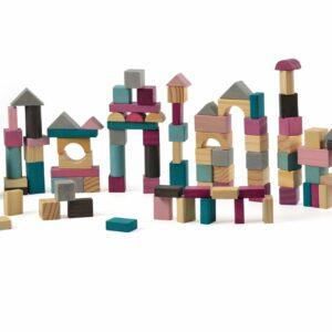 Magni - Klodser i puttekasse, 100 stk (2956)