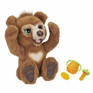 FurReal Friends - Cubby Interaktiv Bamse (E4591EU4)