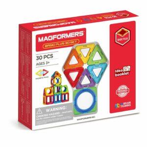 Magformers - Basic Plus 30 dele (3067)