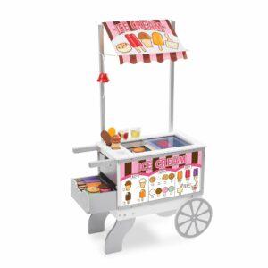 Melissa & Doug - Snack-vogn