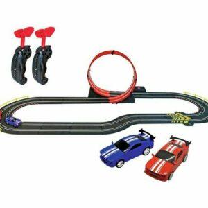Artin - Racerbane m/2 x Loop (6,4 m)