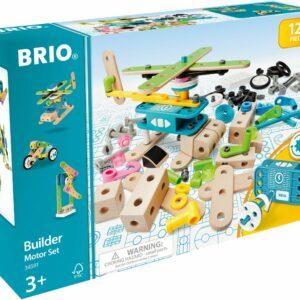 BRIO - Builder Motor Sæt (34591)