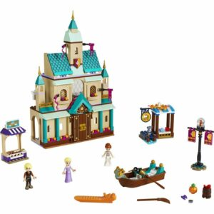 LEGO - Disney Frozen - Arendal slotsby (41167)