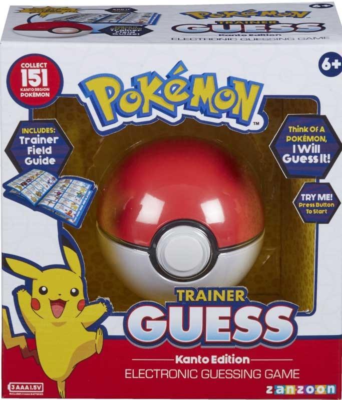 Pokemon - Guess (Dansk)
