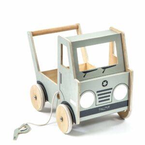 Smallstuff - Truck Walker - Wooden