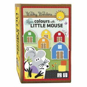 Wacky Wonders - Lille Mus (Dansk)
