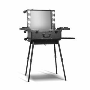 Gillian Jones - MAP Makeup Kuffert m. Spejl og LED