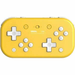 8BitDo Lite BT Gamepad Yellow