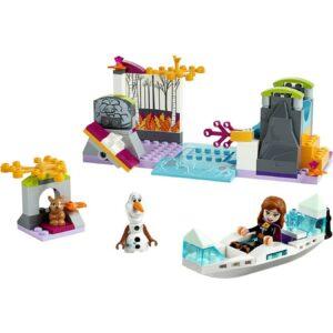 LEGO - Disney Frozen - Annas Kanoekspedition (41165)