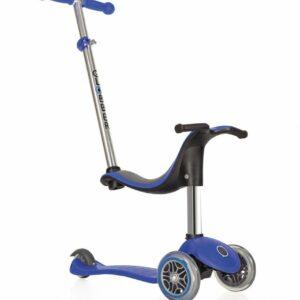 GLOBBER - Løbehjul- EVO 4-i-1 - Blå (1-6 år)