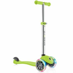 GLOBBER - Løbehjul- PRIMO m/Lys V2 - Grøn