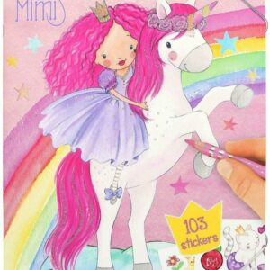 Princess Mimi - Malebog