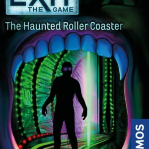 Exit: The Haunted Rollercoaster (English) (KOS1424)