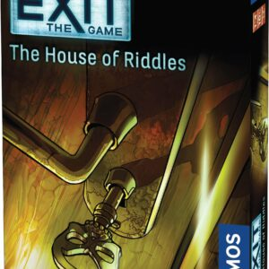 Exit: The House of Riddles (English) (KOS1425)