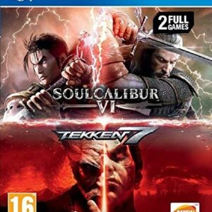 Tekken 7 + Soul Calibur VI