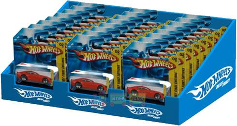 (engros) Hot Wheels - Basic Car  (N3758)