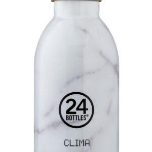 24 Bottles - Clima Bottle 0,33 L - Carrara