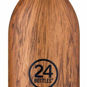 24 Bottles - Clima Bottle 0,33 L - Sequoia Træ