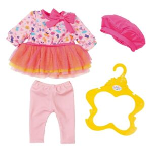 BABY born - Dukketøj 43 cm - Pink