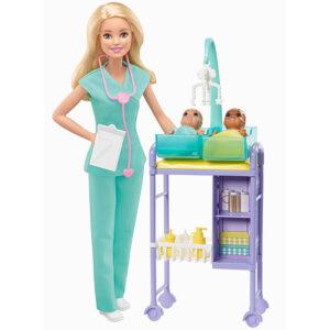 Barbie - Børnelæge (GKH23)