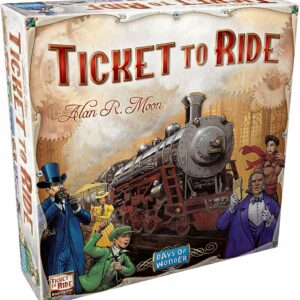 Ticket to Ride - USA (Nordisk)