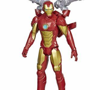 Avengers - Titan Hero - Blast Gear Iron Man - 30 cm