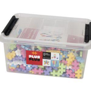 Plus Plus - BIG Pastel - 400 pc (3247)