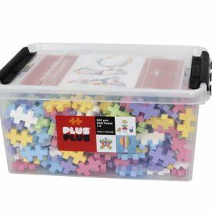 Plus Plus - BIG Pastel - 600 pc (3248)