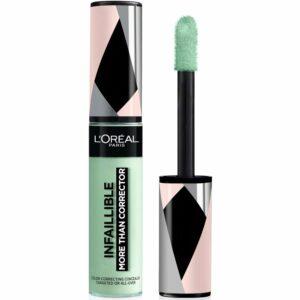 L'Oréal - Infallible More Than Concealer - 001 Green