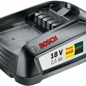 Bosch -  Genopladelig Batterisæt PBA 18V 2.5Ah W-B