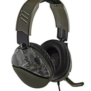 Turtle Beach Recon 70 Green Camouflage