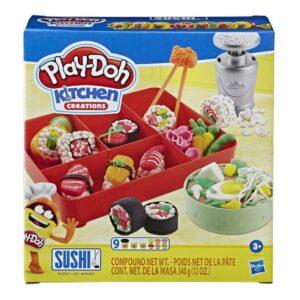 Play Doh - Sushi Legsæt (E7915)
