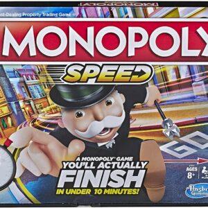 Hasbro Gaming - Monopoly Speed (Dansk)