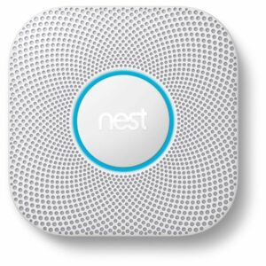 Google - Nest Protect Smart Smoke Detector Wired DK/NO