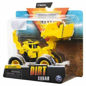 Monster Jam - Dirt Squad - Scoops