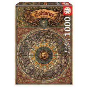 Educa - Puslespil 1000 brikker -  Zodiac