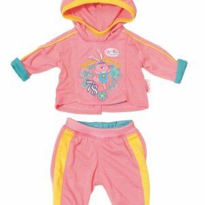 Baby Born - Sporty Dukketøj - Pink