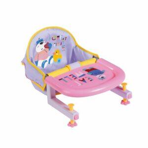 Baby Born - Dukke Højstol til Bordet