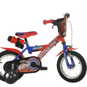 Dino Bikes - Børnecykel 12'' - Spiderman