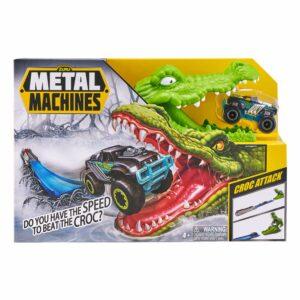 Metal Machines - Legesæt - Krokodille