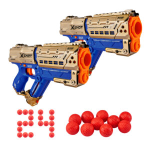 X-Shot - Chaos - Golden Meteor 2-Pakke