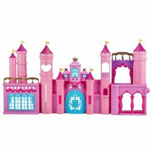 Sparkle Girlz - Dukke og Slot Legesæt