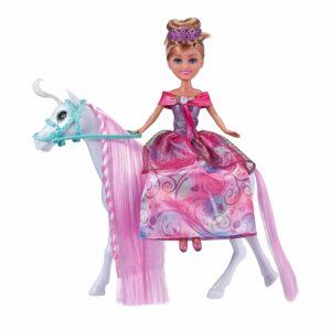 Sparkle Girlz - Dukke & Hest Legesæt