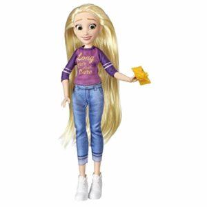 Disney Princess - Comfy Dukke - Rapunzel (E8402)